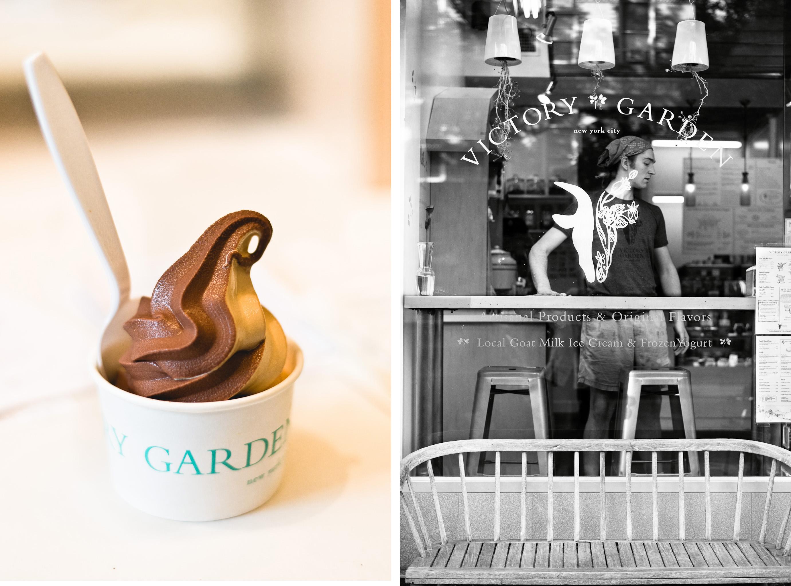 Victory Garden NYC: flavorsoflight