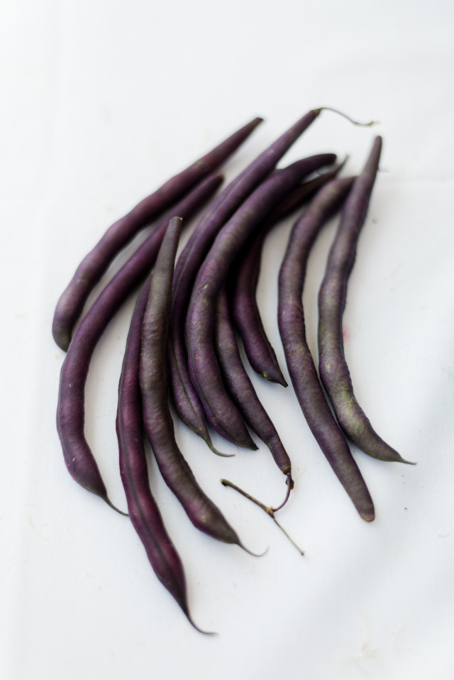 Aubergine Beans - flavorsoflight