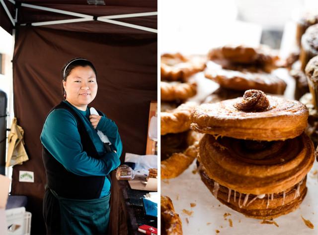 Autumn Greenmarket: Bakery