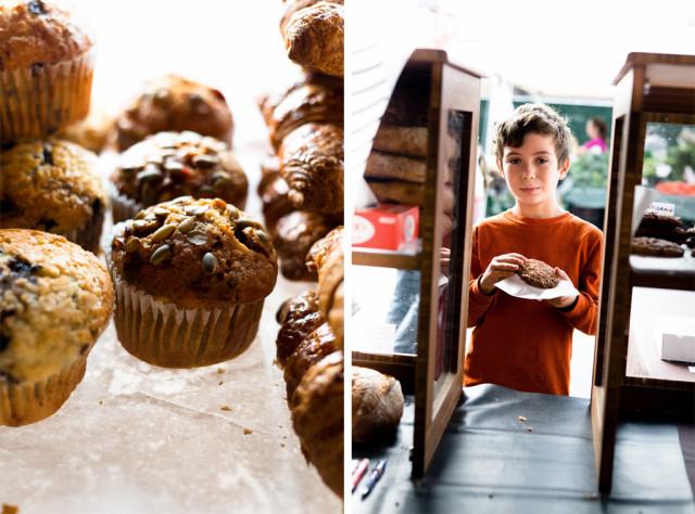 Autumn Greenmarket: Muffins