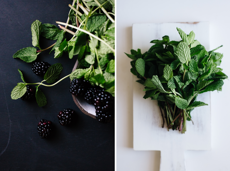 blackberries-mint