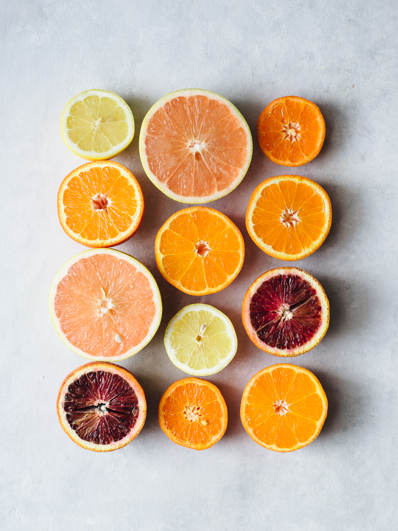 Colors of Citrus | Flavors of Light